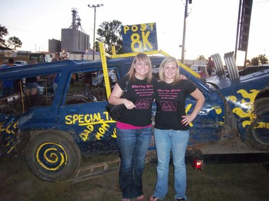 Alta Demolition Derby 2010 T-Shirt Photo