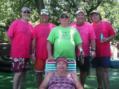 2012 Social Club 10th Annual Trip T-Shirt Photo