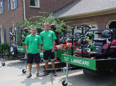 Tlc Lawncare In Winchester, Ky T-Shirt Photo