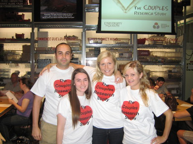 The Couples Research Study T-Shirt Photo