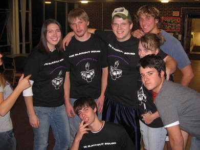 The Blackout Squad Winona Chapter T-Shirt Photo