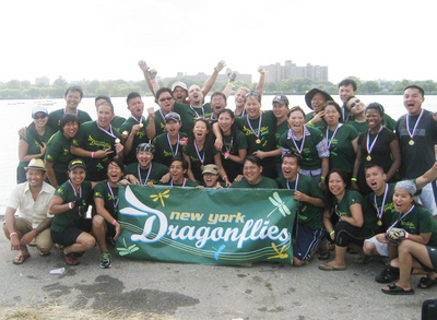Team Dragonflies T-Shirt Photo