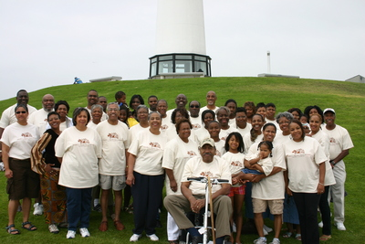 Pernell ~Brown Family Reunion T-Shirt Photo