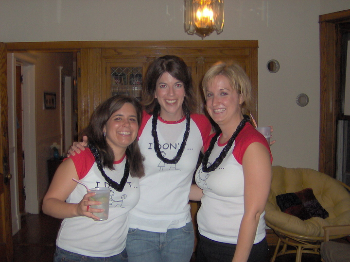 Mary's Bachelorette Party T-Shirt Photo