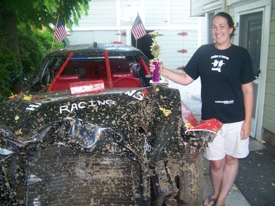 Looking Good While Playing In The Mud T-Shirt Photo