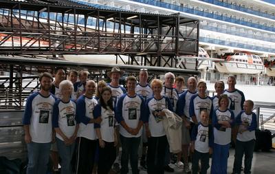 Golden Anniversary Cruise T-Shirt Photo