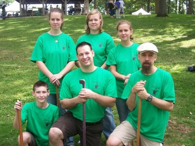 Demonstrating At The Scottish And Celtic Games T-Shirt Photo