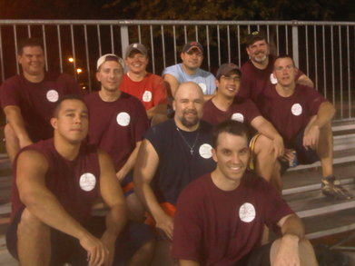 The 2010 Speaker City Softball Team T-Shirt Photo