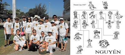 Nguyen's Conquest T-Shirt Photo