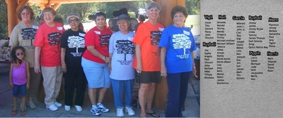 Ruybali Family Reunion T-Shirt Photo