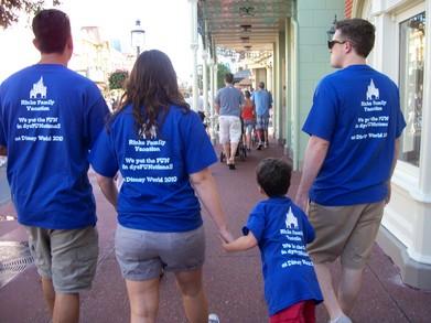 "We Put The ""Fun"" In Dysfunctional! T-Shirt Photo"