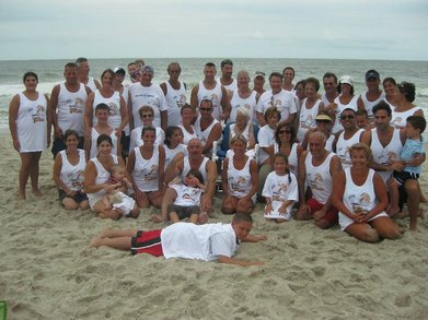 2nd Annual Cugina Convention. Lbi '10 T-Shirt Photo