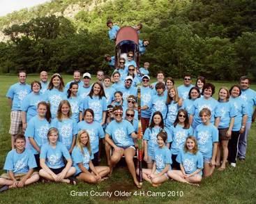 4 H Camp T-Shirt Photo