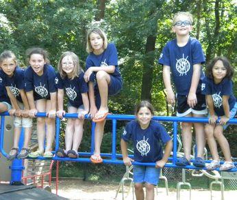 Holy Comforter Choir Camp Playtime T-Shirt Photo
