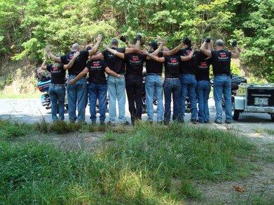 Arkansas Wild Hogs T-Shirt Photo
