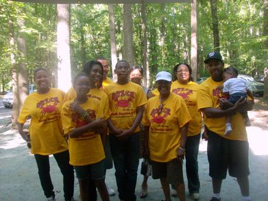 Brice Family Reunion 2010 T-Shirt Photo