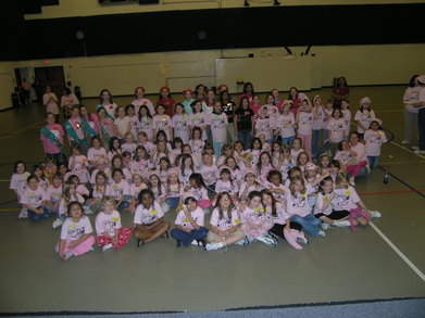 Brownie Night Out Group Photo T-Shirt Photo