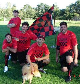 Team Full Of Kings T-Shirt Photo