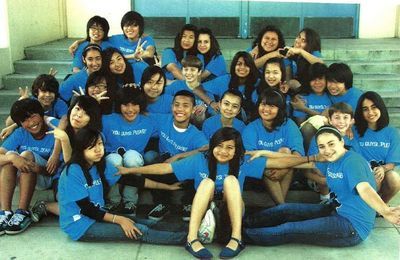 Yearbook Staff T-Shirt Photo