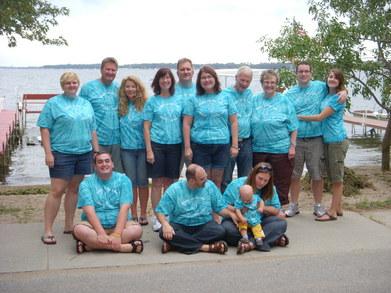 Chillin' At The Lake T-Shirt Photo