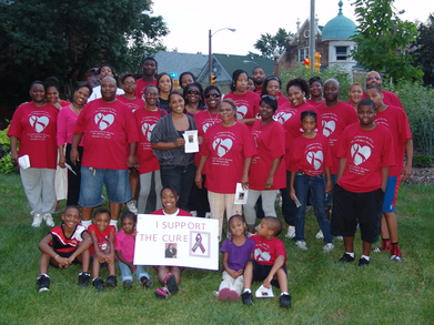 The Myeloma Mile T-Shirt Photo