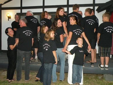 Pepper Family Reunion 2010 T-Shirt Photo