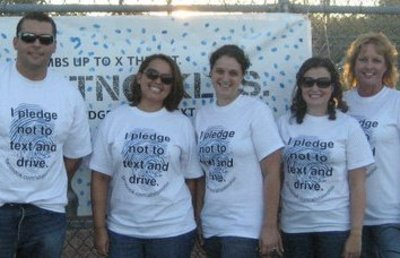 Lengal Financial Is Helping Teens Become Safer Drivers. T-Shirt Photo