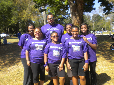 Kamryn's Kure Jdrf Walk Team T-Shirt Photo