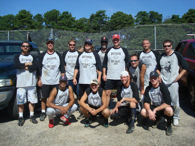 2010 Buzzard's Tournament Team Cape Cod , Mass T-Shirt Photo
