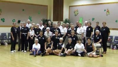 Green Valley Line Dance Club T-Shirt Photo