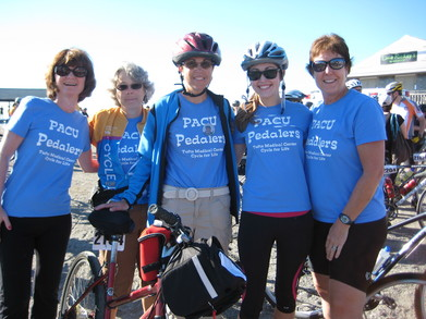 Cycle For Life Team T-Shirt Photo
