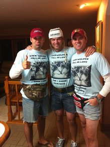 Wisconsin Dells Never The Same Again T-Shirt Photo