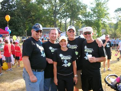Jdrf  The Carroll Companies Walk For A Cure! T-Shirt Photo