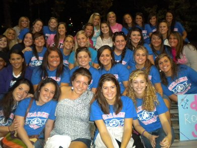 Delta Gamma Intramurals T-Shirt Photo