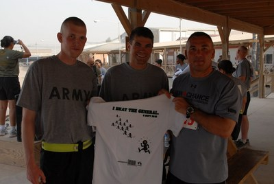 The Runners All Received This Shirt T-Shirt Photo