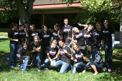Yearbook Boot Camp T-Shirt Photo