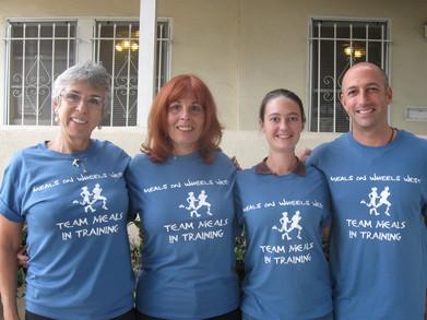 La Marathon Here We Are!!!! T-Shirt Photo