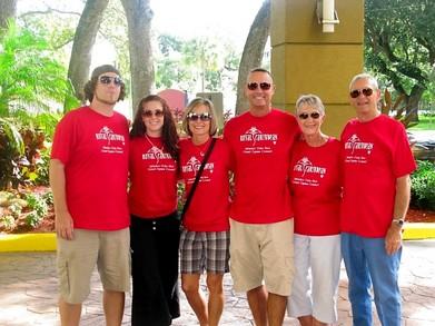 2010 Family Cruise T-Shirt Photo