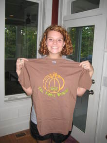 Fall Family Weekend...That Calls For A Shirt! T-Shirt Photo