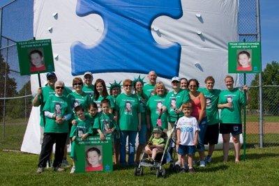 Team Christopher T-Shirt Photo
