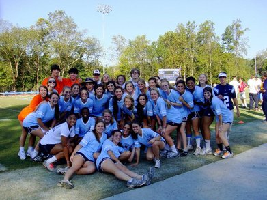 Lovett Junior Powderpuff Team T-Shirt Photo
