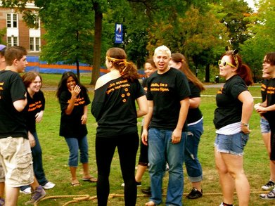 Bouton Hall   Losers Of 2010 T-Shirt Photo