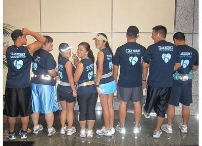 2010 Rock 'n' Roll San Jose Half Marathon T-Shirt Photo