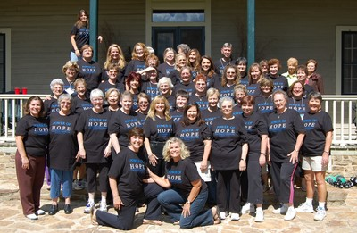 Wellness Retreat In Round Top, Texas! T-Shirt Photo