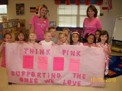 Think Pink Day T-Shirt Photo