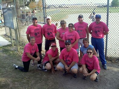Softball T-Shirt Photo