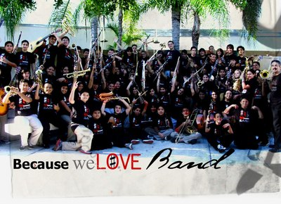 Hammocks Loves Band! T-Shirt Photo