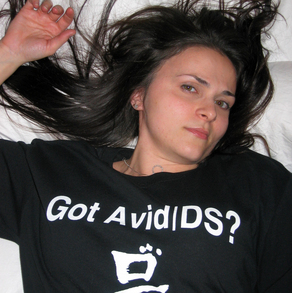 Avid Ds.  Not For Kids! T-Shirt Photo