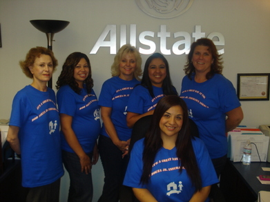 Bob Souza Jr. Insurance Staff T-Shirt Photo