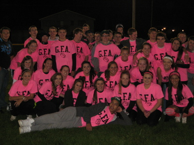 Gfa Powderpuff  T-Shirt Photo